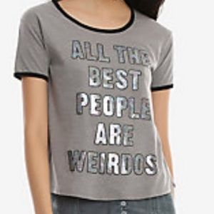 Cool shirt from Hot Topic